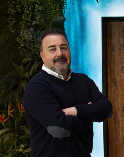 Alfons Torres - Sales Department Manager
