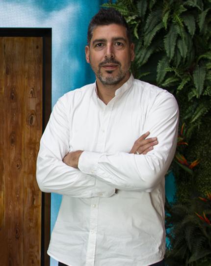 Carlos Gordillo - Sales and Marketing Group Manager