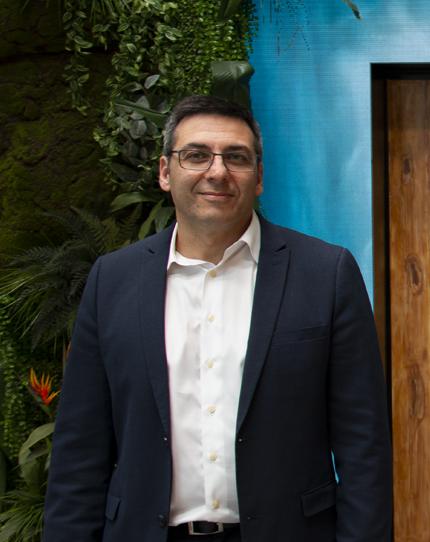 Jose Luis Diaz -Sales Department