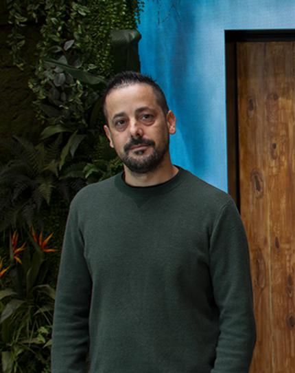 Manu Sánchez - Technical Department