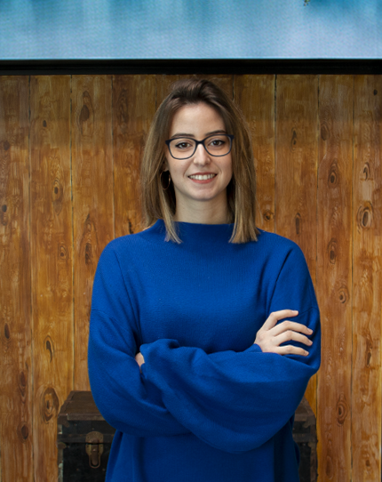 Natalia Salvador - Creative Content Designer