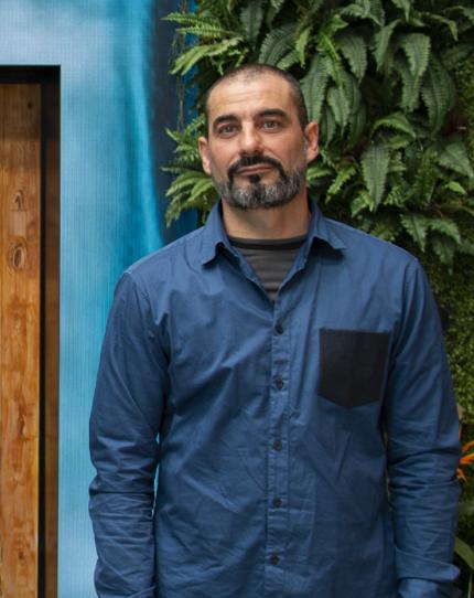 Sergio Mellado - LED Structures Specialist