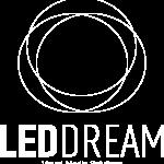 Logo led dream